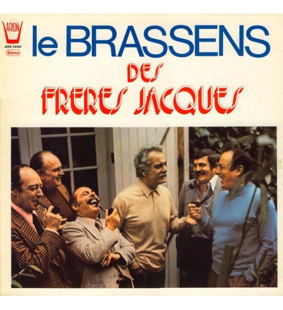 Les Freres Jacques* - Le Brassens Des Freres Jacques (LP, Album) mesvinyles.fr