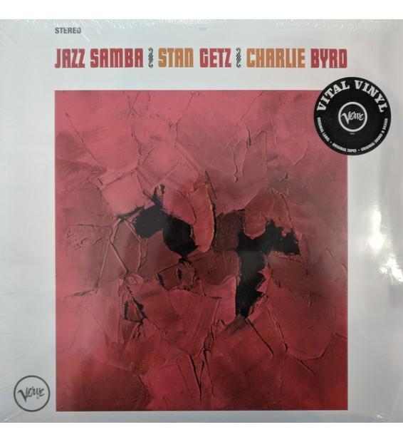 Stan Getz, Charlie Byrd - Jazz Samba (LP, Album, RP) mesvinyles.fr