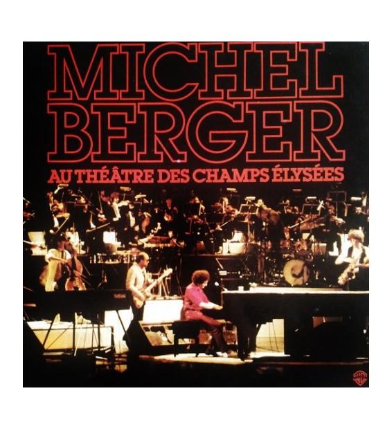 Michel Berger - Au Théâtre Des Champs-Élysées (2xLP, Album, Gat) mesvinyles.fr