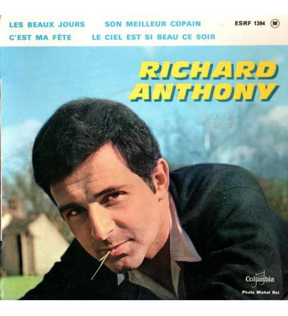 "Richard Anthony (2) - C'est Ma Fête (7"", EP) mesvinyles.fr"