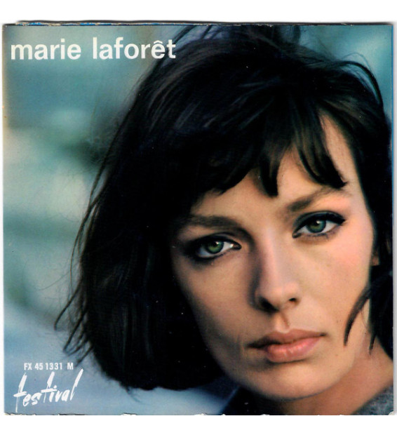 "Marie Laforêt - Tu Fais Semblant (7"", EP, Gat) mesvinyles.fr"