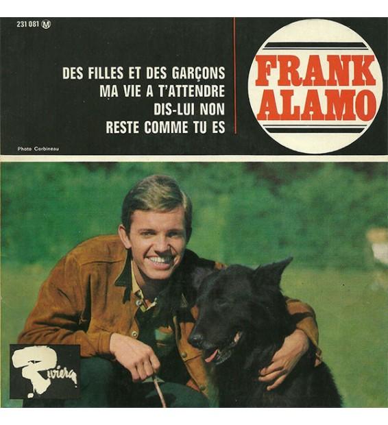 """Frank Alamo - Des Filles Et Des Garçons (7"""", EP) mesvinyles.fr"""