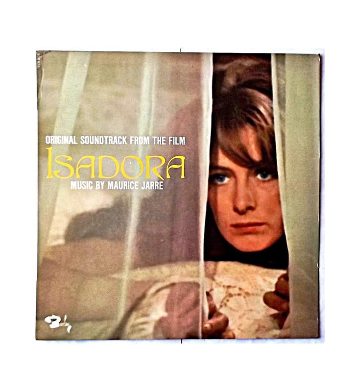 Maurice Jarre - Isadora (LP) mesvinyles.fr