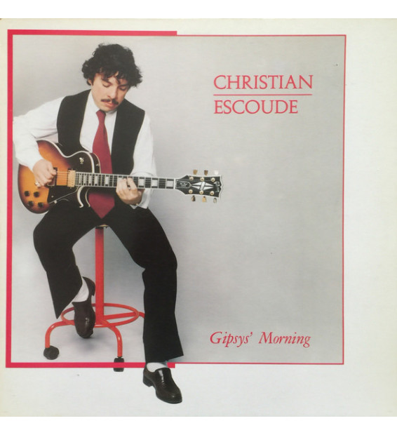 Christian Escoudé - Gipsy's Morning (LP, Album) mesvinyles.fr