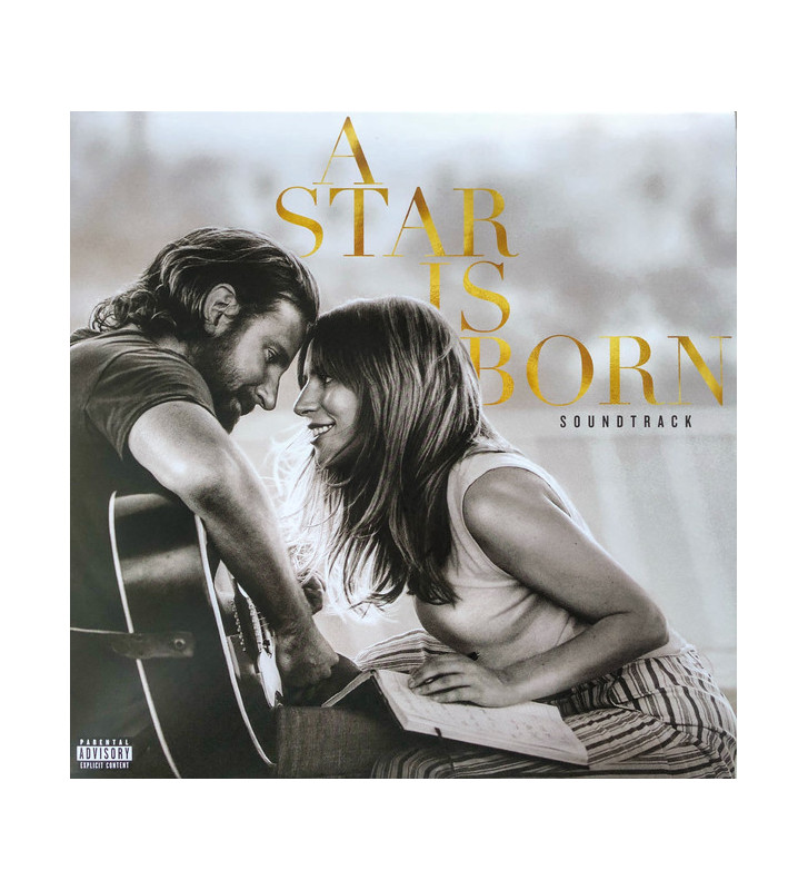 Lady Gaga, Bradley Cooper - A Star Is Born Soundtrack (2xLP, Album, 180) mesvinyles.fr