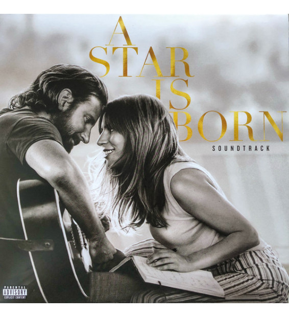 Lady Gaga, Bradley Cooper - A Star Is Born Soundtrack (2xLP, Album, 180)