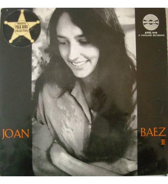 Joan Baez - Joan Baez Vol. 2 (LP, Album) mesvinyles.fr