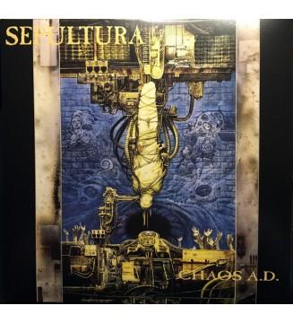 Sepultura - Chaos A.D. (2xLP, Album, RE, RM, Gat) mesvinyles.fr