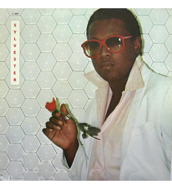 Sylvester - Over And Over (LP, Album) mesvinyles.fr