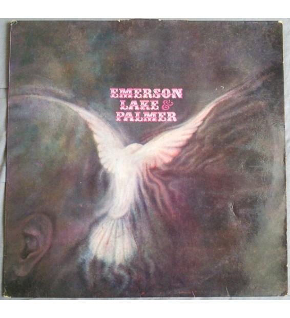Emerson, Lake & Palmer - Emerson, Lake & Palmer (LP, Album, RP) mesvinyles.fr