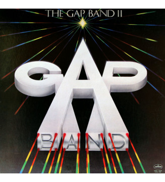 The Gap Band - The Gap Band II (LP, Album) mesvinyles.fr