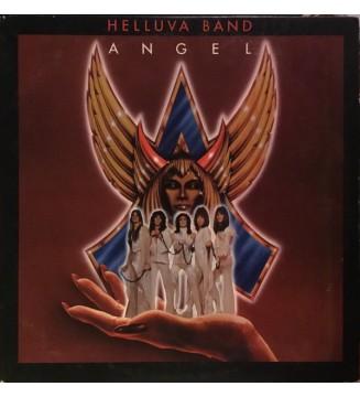 Angel (24) - Helluva Band (LP, Album, RE) mesvinyles.fr