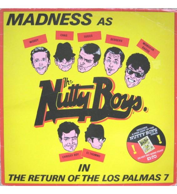 """Madness - The Return Of The Los Palmas 7 (12"""", Single, Yel) mesvinyles.fr"""