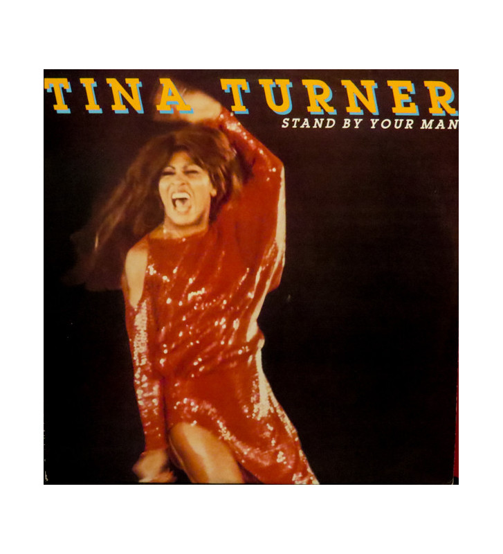 Tina Turner - Stand By Your Man (LP) mesvinyles.fr