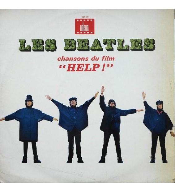 Les Beatles* - Help! (LP, Album, Mono, Blu) mesvinyles.fr