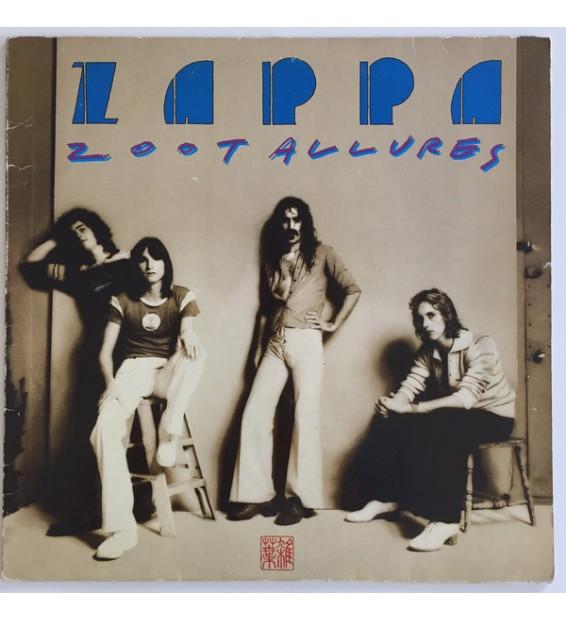 Zappa* - Zoot Allures (LP, Album) mesvinyles.fr