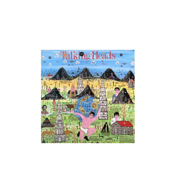 Talking Heads - Little Creatures (LP, Album) mesvinyles.fr
