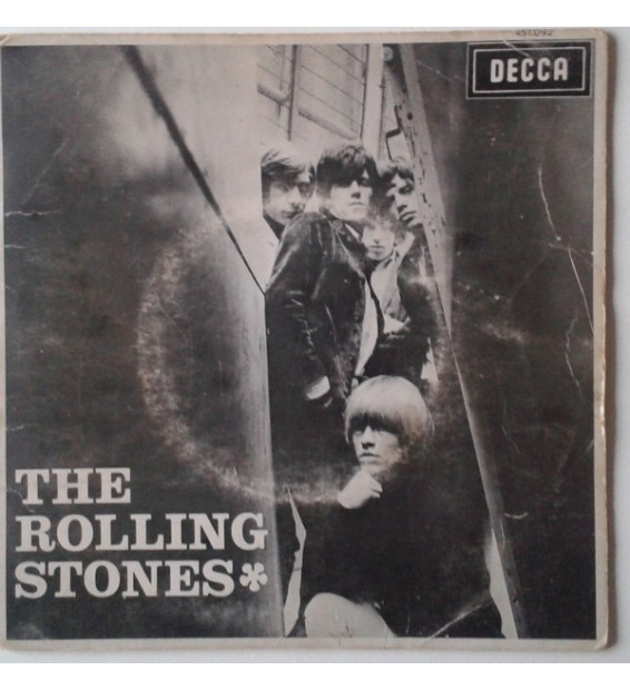 """The Rolling Stones - The Rolling Stones (7"""", EP) mesvinyles.fr"""