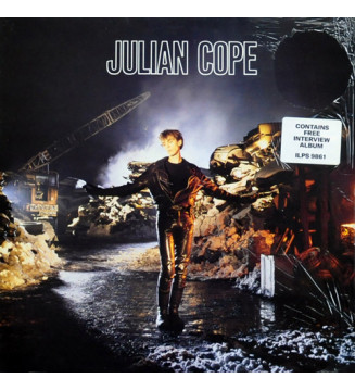 Julian Cope - Saint Julian (LP, Album + LP, Album) mesvinyles.fr