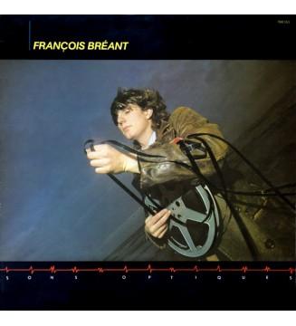 François Bréant - Sons Optiques (LP) mesvinyles.fr