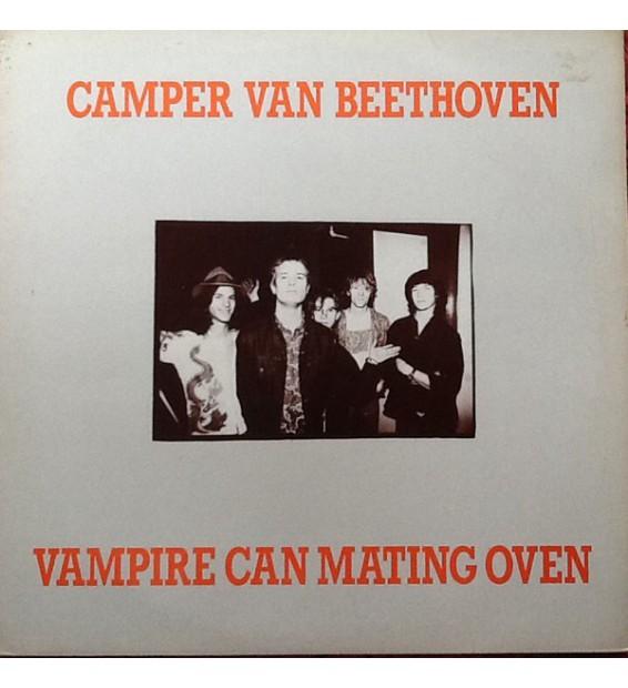 "Camper Van Beethoven - Vampire Can Mating Oven (12"", EP) mesvinyles.fr"