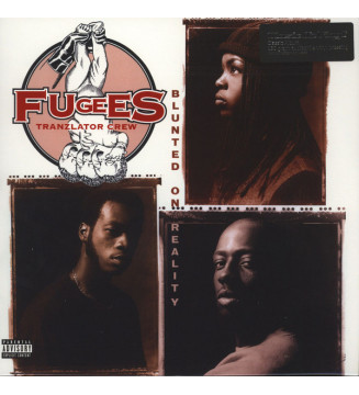 Fugees (Tranzlator Crew)* - Blunted On Reality (LP, Album, RE, 180) mesvinyles.fr