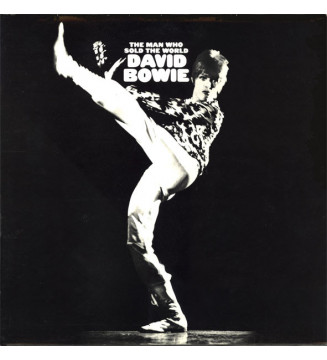 David Bowie - The Man Who Sold The World (LP, Album, RE) mesvinyles.fr