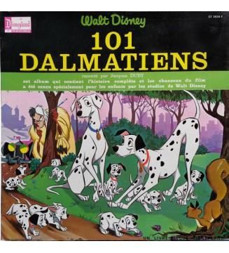Jacques Duby - 101 Dalmatiens (LP, Album, Gat) mesvinyles.fr