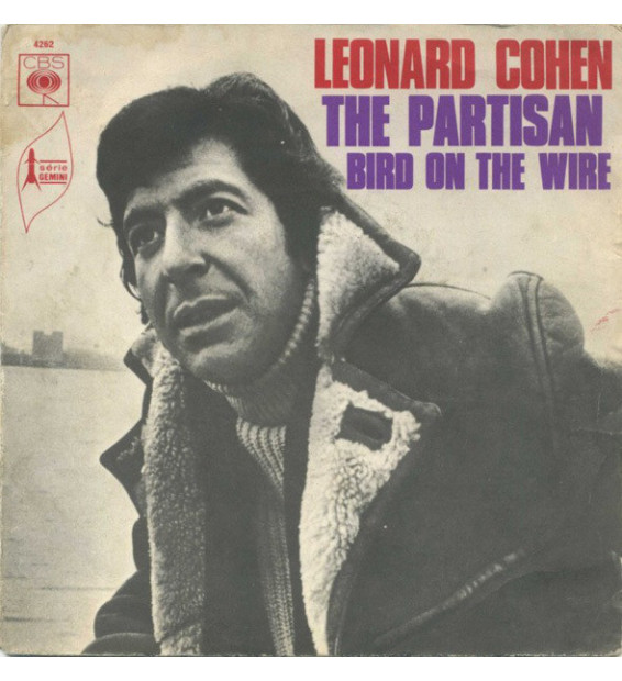 "Leonard Cohen - The Partisan (7"", Single) mesvinyles.fr"