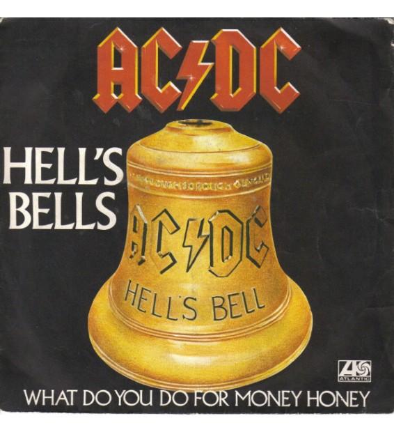 "AC/DC - Hell's Bells (7"", Single) mesvinyles.fr"