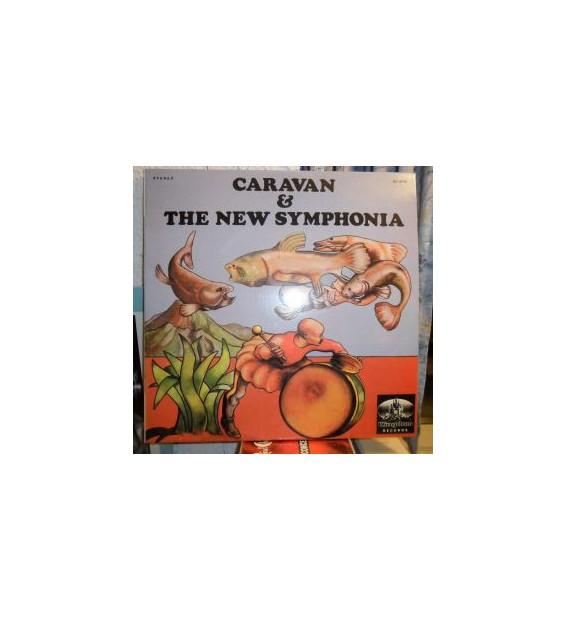 Caravan & The New Symphonia - Caravan & The New Symphonia (LP, Album) mesvinyles.fr
