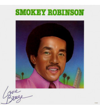 Smokey Robinson - Love Breeze (LP, Album) mesvinyles.fr