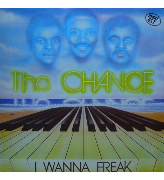 "The Chance - I Wanna Freak (12"", Maxi) mesvinyles.fr"