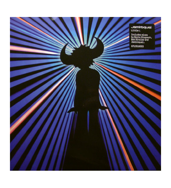 "Jamiroquai - Little L (12"") mesvinyles.fr"