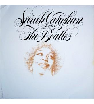 Sarah Vaughan - Songs Of The Beatles (LP, Album) mesvinyles.fr