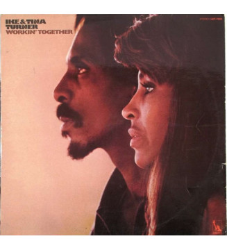 Ike & Tina Turner - Workin' Together (LP, Album, RE) mesvinyles.fr