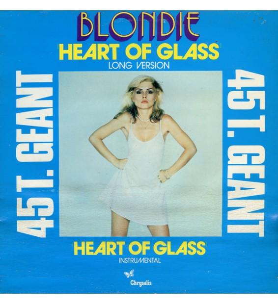 "Blondie - Heart Of Glass (12"", Maxi) mesvinyles.fr"