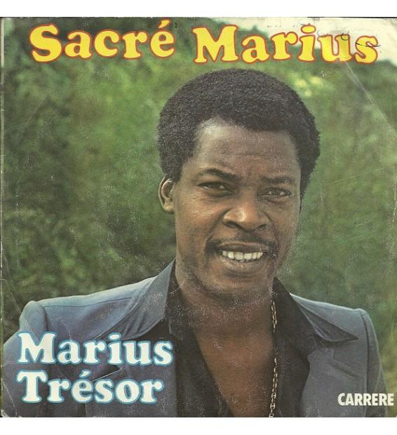 "Marius Trésor - Sacré Marius (7"", Single) mesvinyles.fr"