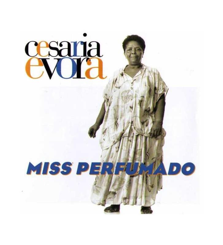 Cesaria Evora - Miss Perfumado (LP, RE, 180) mesvinyles.fr