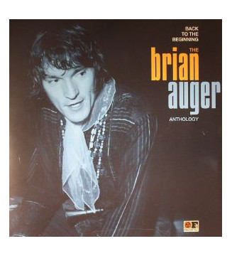 Brian Auger - Back To The Beginning: The Brian Auger Anthology (2xLP, Comp) mesvinyles.fr