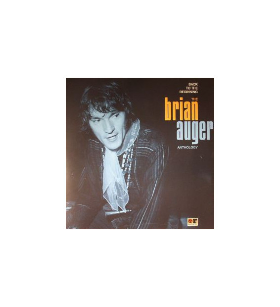 Brian Auger - Back To The Beginning: The Brian Auger Anthology (2xLP, Comp)