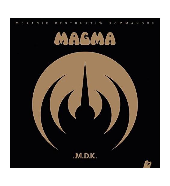 Magma (6) - Mëkanïk Dëstruktïẁ Kömmandöh (LP, Album, RE, 180) mesvinyles.fr