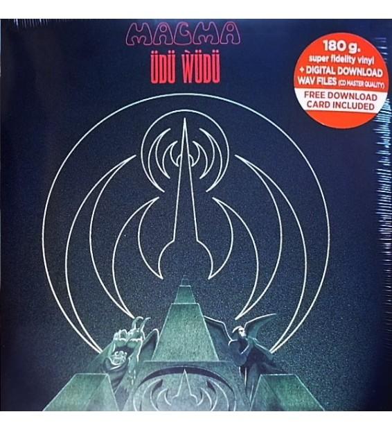 Magma (6) - Üdü Wüdü (LP, Album, 180) mesvinyles.fr