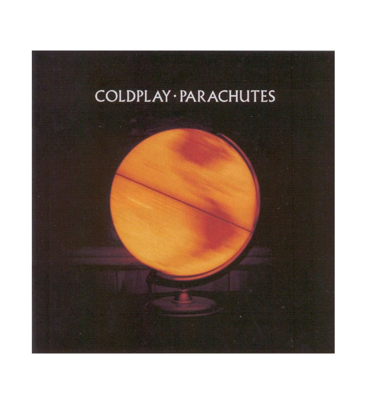 Coldplay - Parachutes (LP, Album, RP) mesvinyles.fr