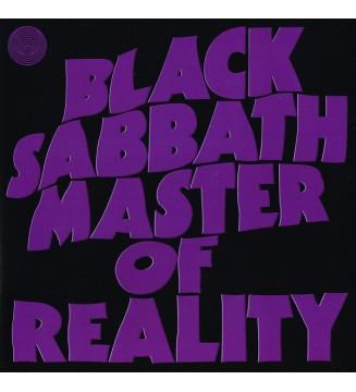 Black Sabbath - Master Of Reality (LP, Album, RE) mesvinyles.fr