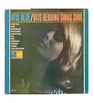 Otis Redding - Otis Blue / Otis Redding Sings Soul (LP, RE, 180) mesvinyles.fr