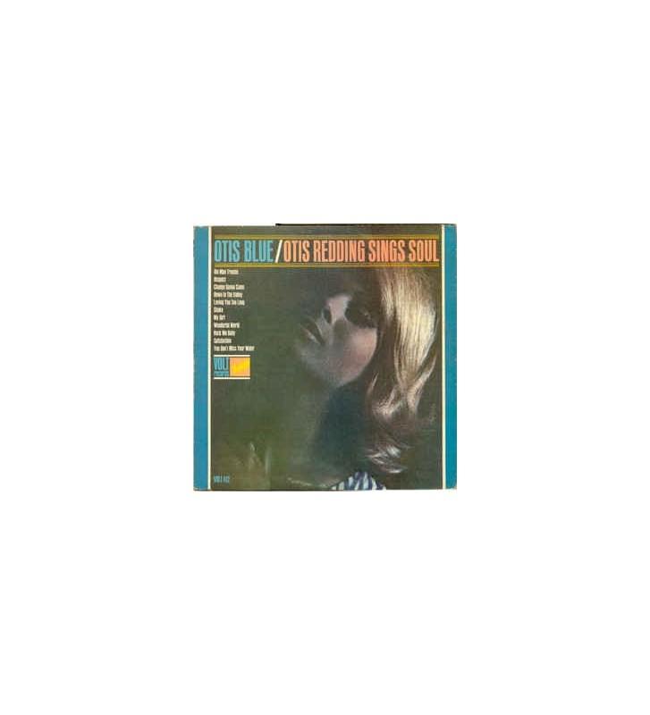 Otis Redding - Otis Blue / Otis Redding Sings Soul (LP, RE, 180) mesvinyles.fr