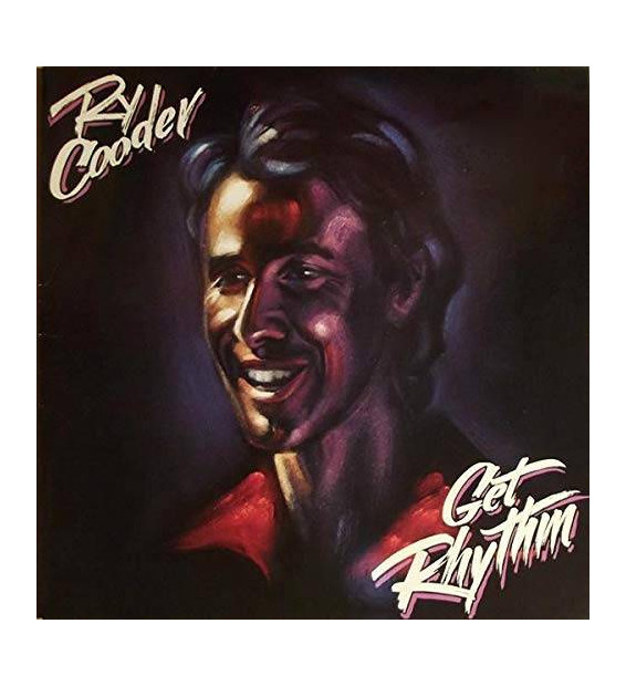 Ry Cooder - Get Rhythm (LP, Album)