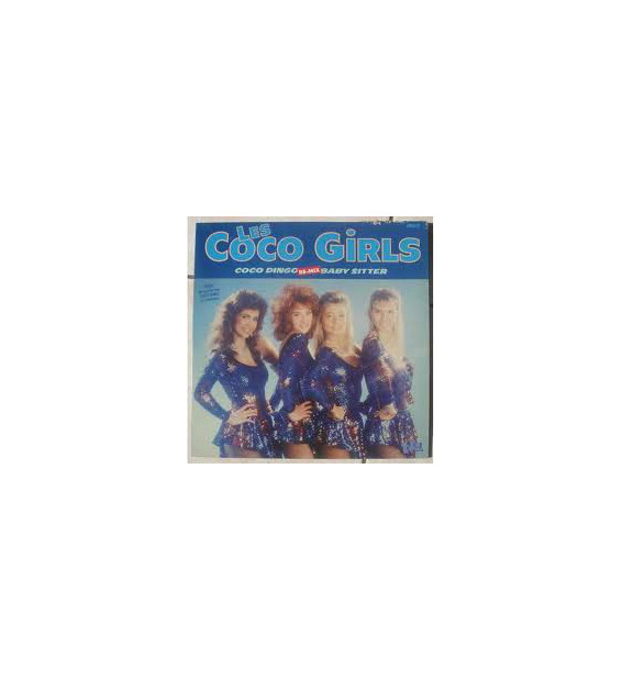 Les Coco Girls - Coco Dingo (LP)