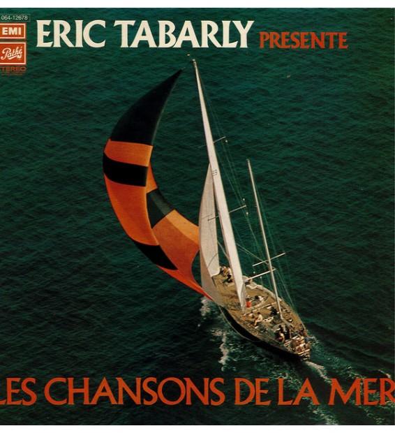 Eric Tabarly, Marcel Nobla - Les Chansons de la Mer (LP) mesvinyles.fr